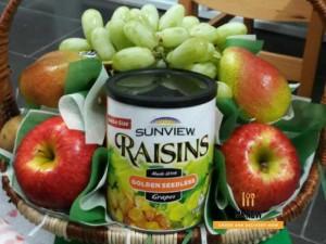 Giỏ trái cây Giáng Sinh - FSNK26
