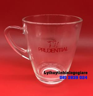 Công ty bán ly thủy tinh in logo theo yêu cầu, ly thủy tinh quà tặng giá rẻ tại tphcm