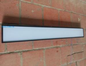 Máng hộp thả trần 150x1200 dùng cho văn phòng