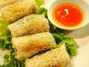 Chả giò rế - Hue Style Spring Rolls