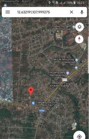 Đất Hẻm Võ Văn Kiệt (Gần Chợ Duy Hòa) 5x23m...