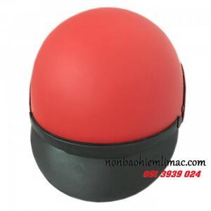 In nón bảo hiểm quảng cáo đẹp, sản xuất nón bảo hiểm có in ấn logo công ty theo yêu cầu