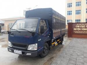 Xe tải Hyundai 2,4 tấn thùng mui bạt, vào...