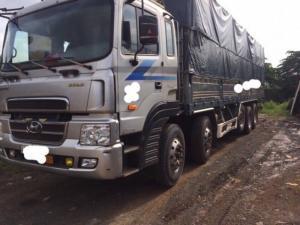 Cần bán một xe tải thùng Huyndai 5 chân đã...