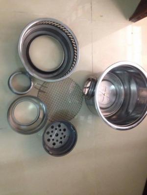 Bếp nướng âm bàn bàn Hàn Quốc hút khói âm