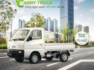 Suzuki 5 tạ đáp ứng mọi nhu cầu vận tải