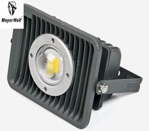 Đèn LED pha siêu sáng, đèn pha điện, đèn pha năng lượng mặt trời - Mayor Wolf