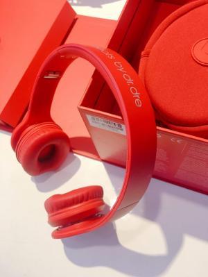 Tai Nghe Beats Solo HD ( Có Dây ) - Màu Đỏ - New