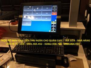 Nhận lắp đặt Máy tính tiền cho Quán Cafe tại Tây Ninh Vũng Tàu