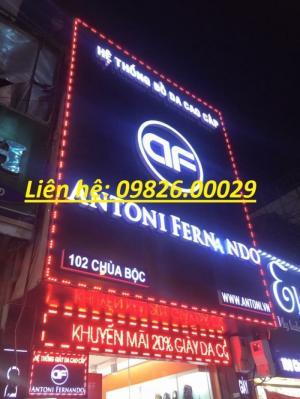 Tại Hà Nội- Tìm đơn vị làm biển quảng cáo giá rẻ