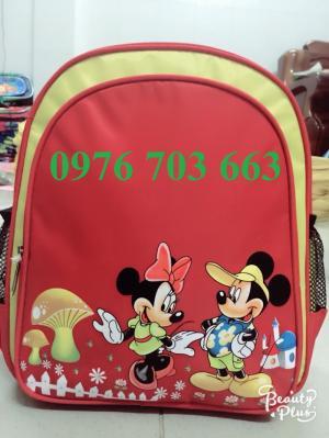 Chuyên cung cấp balo học sinh in logo thương hiệu làm quà tặng