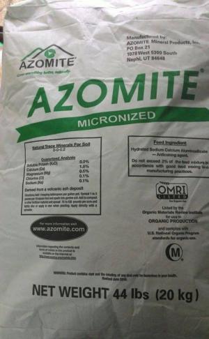 Khoáng Mỹ AZOMITE - Khoáng khai mỏ tự nhiên cung cấp khoáng đa vi lượng cần thiết cho tôm