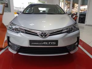 Toyota Altis 2019 – Giảm Tiền Mặt – Tặng Bảo...