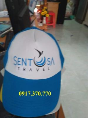 May gia công nón kết, nón lưỡi trai cho du lịch giá rẻ