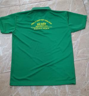 Xưởng may áo thun đồng phục giá sỉ toàn quốc-Báo giá áo thun cá sấu PE