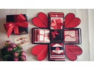 LOVE BOX - Hộp quà tặng Handmade độc đáo