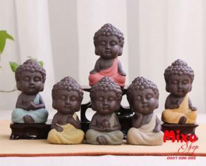 Tượng Phật Ngồi Thiền - 6 Mẫu