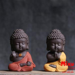 Tượng Phật Bổn Sư Thích Ca Mâu Ni - 2 Mẫu