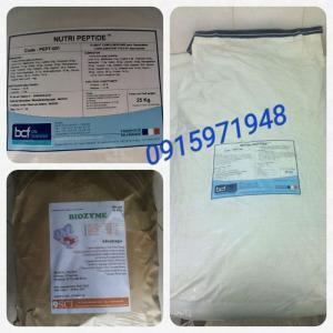 Tăng trọng Biozyme, Nutripeptide, men đường ruột Seed