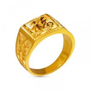 Nhẫn nam mạ vàng cao cấp CP1