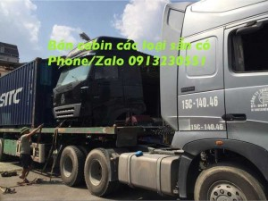 Bán Cabin Sinotruck Howo A7, Howo, Chenglong,...
