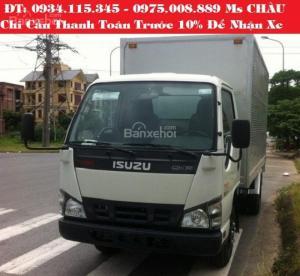 Bán xe tải Isuzu QKR 1.4 tấn+giá cạnh tranh +...
