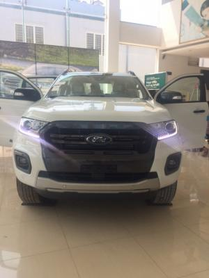 Ford Ranger 2.0 Bi-Turbo 2018 đủ màu giao ngay