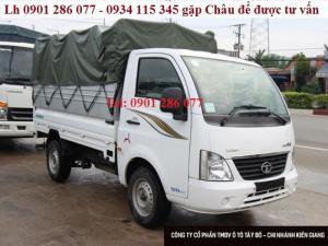 Xe Tải Tata 990kg Mui Bạt - Super ACE/ linh kiện nhập khẩu Ấn Độ /giá hợp lý