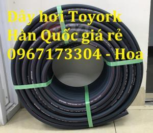 Dây hơi Toyork D25 nhập khẩu hàn quốc giá rẻ chất lượng cao