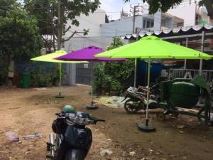 Dù sân vườn Việt Đức VD127