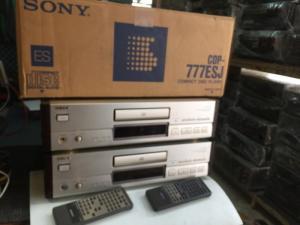 Chuyên bán CD Sony 777ESA hàng  long lanh
