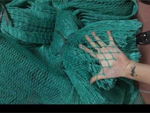 Lưới cước cào 5 phân, lưới nuôi ốc hương, cá bớp, tôm hùm