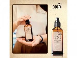 Tinh dầu phục hồi tóc hư tổn Nashi Agan