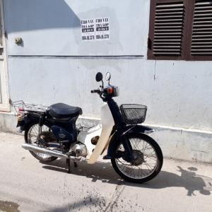 Cub 82 70cc Honda Nhật cốp nổi tem nổi nguyên...