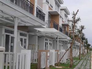Nhà phố khu dân cư phong phú bình chánh