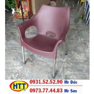 Ghế nhựa đúc Hoàng Trung Tín 98