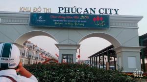 Nhà phố khu đô thị Phúc An City đang thu hút...