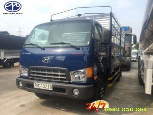 Xe tải 7 tấn HYUNDAI nhập khẩu 3 cục, thùng...