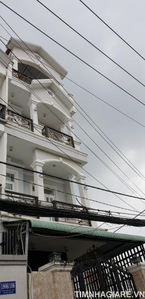 Bán nhà hẻm 1806 Huỳnh Tấn Phát, Nhà Bè, Mặt tiền hẻm chính. góc 2 mặt tiền, 3 lầu, DT 82.5m2