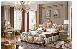 Bộ giường tủ tân cổ điển đẹp cao cấp chính hãng giá rẻ