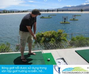 Bóng golf nổi cao cấp tại Hà Nội