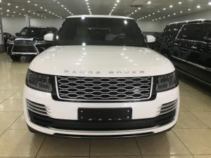 Bán LandRover Range Rover Autobiography LWB 5.0 ,Model 2019 , màu trắng,xe giao ngay