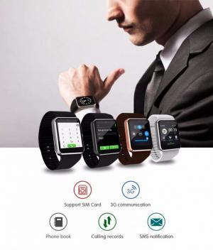 Đồng Hồ thông minh WiFi sim độc lập PKCB 08...
