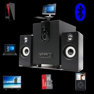 Loa Bluetooth Vi Tính dùng cho điện thoại, máy tính bảng, laptop, máy tính Cao cấp Có Kết Nối Bluetooth