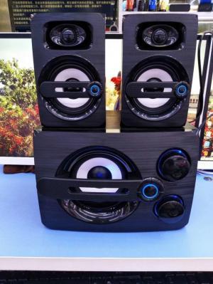 Loa nghe nhạc máy tính cao cấp nhập khẩu PKCB Q8 3 trong 1