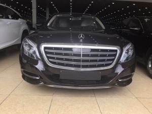 Bán Mercedes S600 Maybach sản xuât 2015,xe siêu đẹp,biển siêu vip,xe đi cực ít.thuế sang tên 2%,giá cực tốt.