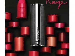 Son Givenchy LE ROUGE