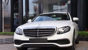 Mercedes E200 Giá Tốt, Lãi Suất Thấp, Tặng...