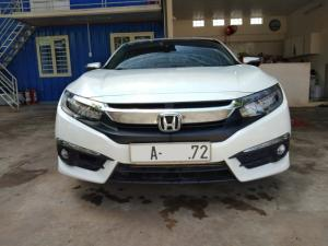 Xe Honda Civic 1.5L Vtec Turbo 2017