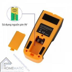 Máy dò kim loại, gỗ, dây điện AC âm tường đa năng TH210
